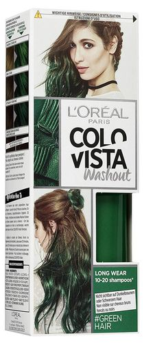 L'Oreal COLOVISTA Washout #GREENHAIR 80ml