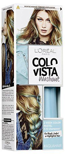 L'Oreal COLO VISTA Washout #AQUAHAIR 80ml