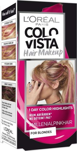 L'Oreal COLOVISTA Hair Makeup #MILLENIALPINKHAIR 30ml