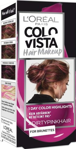 L'Oreal COLOVISTA Hair Makeup #DIRTYPINKHAIR 30ml