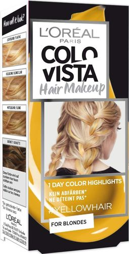 L'Oreal COLOVISTA Hair Makeup #YELLOWHAIR 30ml