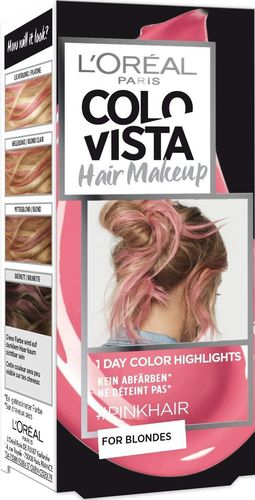 L'Oreal COLOVISTA Hair Makeup #PINKHAIR 30ml