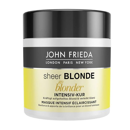 John Frieda Sheer Blonde Go Blonder Intensiv-Kur 150ml