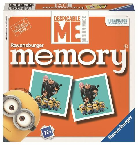 Ravensburger 21279 - Minions Despicable ME Memory®
