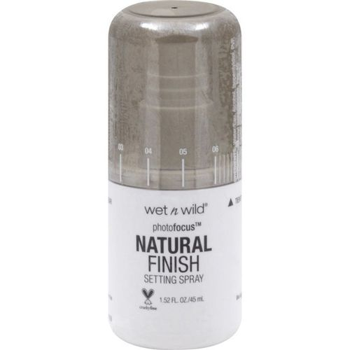 Wet N Wild Natural Finish Setting Spray Seal the Deal 46ml