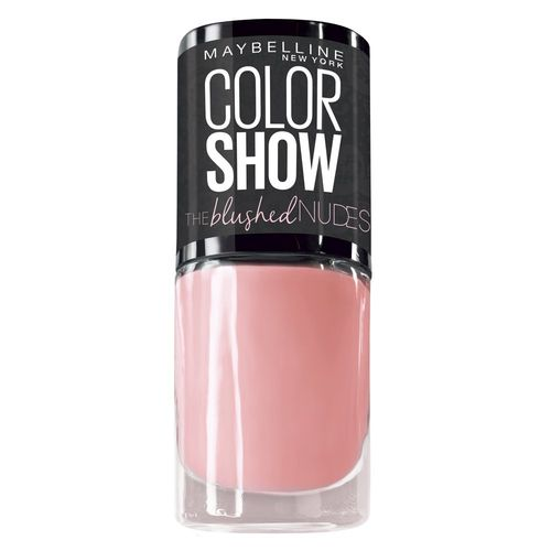 Maybelline Color Show The Blushed Nudes 446 make me blush