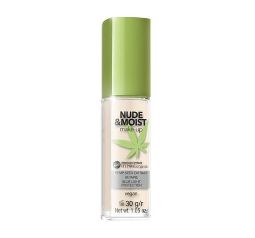 Bell HYPOAllergenic Nude & Moist Make-up 02 Beige 30g