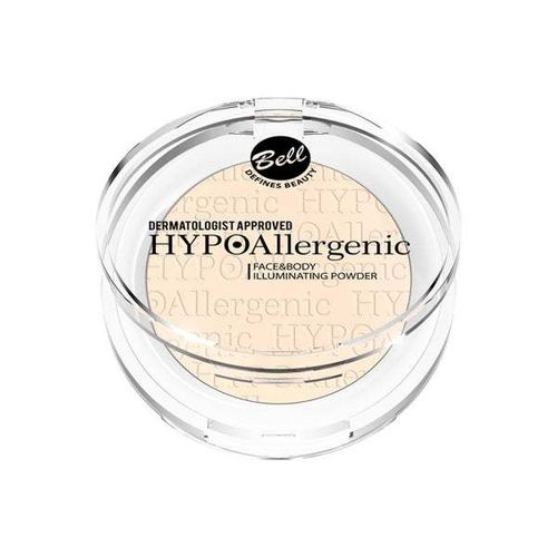 Bell HYPOAllergenic Face&Body Illuminating Powder 01 Cool