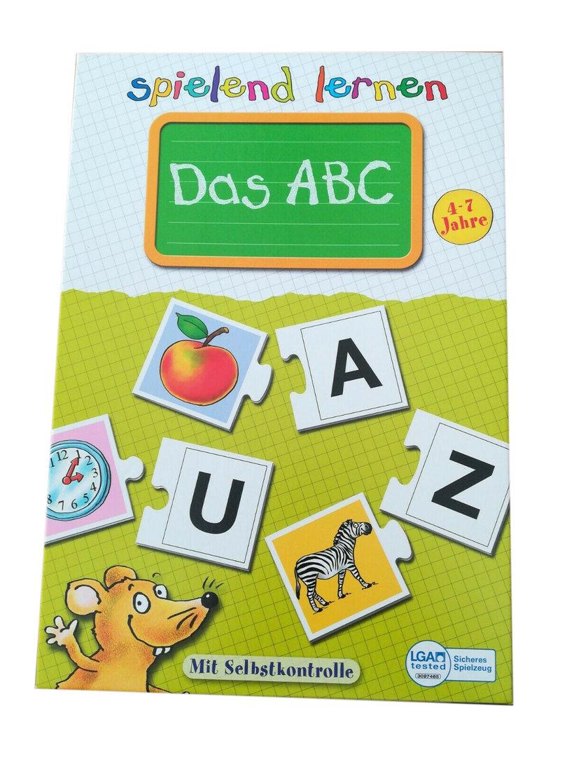 Spielend Lernen   Das ABC 20
