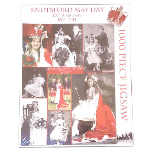1000 Teile Puzzle - Knutsford May Day 150th Anniversary